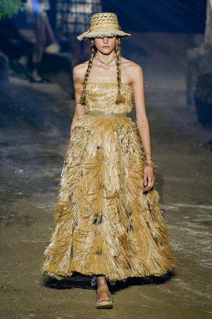 Desfile de Dior - Colección primavera-verano 2020 - Paris Fashion...