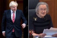 Lady Hale: de Masterchef a humillar a Boris Johnson como juez del Supremo