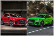 Audi RS Q3 y RS Q3 Sportback: agresivos por fuera, refinados por dentro