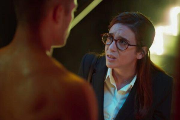 María Pedraza en Toy boy, serie de Antena 3 que ha recibido una...