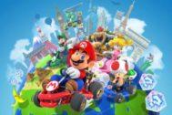 Portada de Mario Kart Tour, el nuevo juego móvil de Nintendo que ha generado muchas reacciones entre los fans