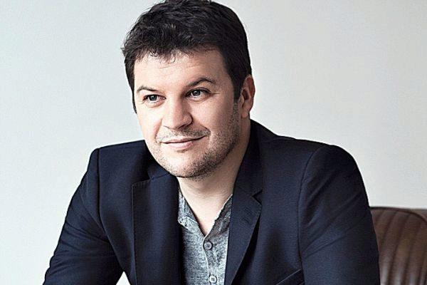 El escritor Guillaume Musso.