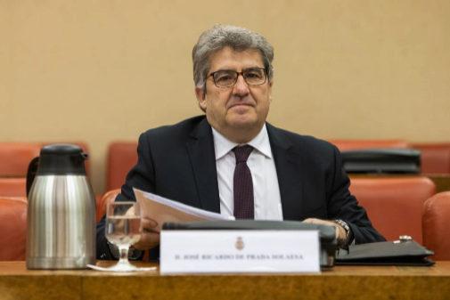 El magistrado José Ricardo de Prada, en Madrid el pasado noviembre.