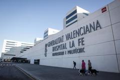 Hospital Universitario y Politécnico La Fe, de Valencia.