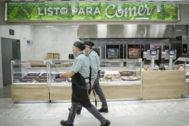 Comida preparada de Mercadona, en Valencia.