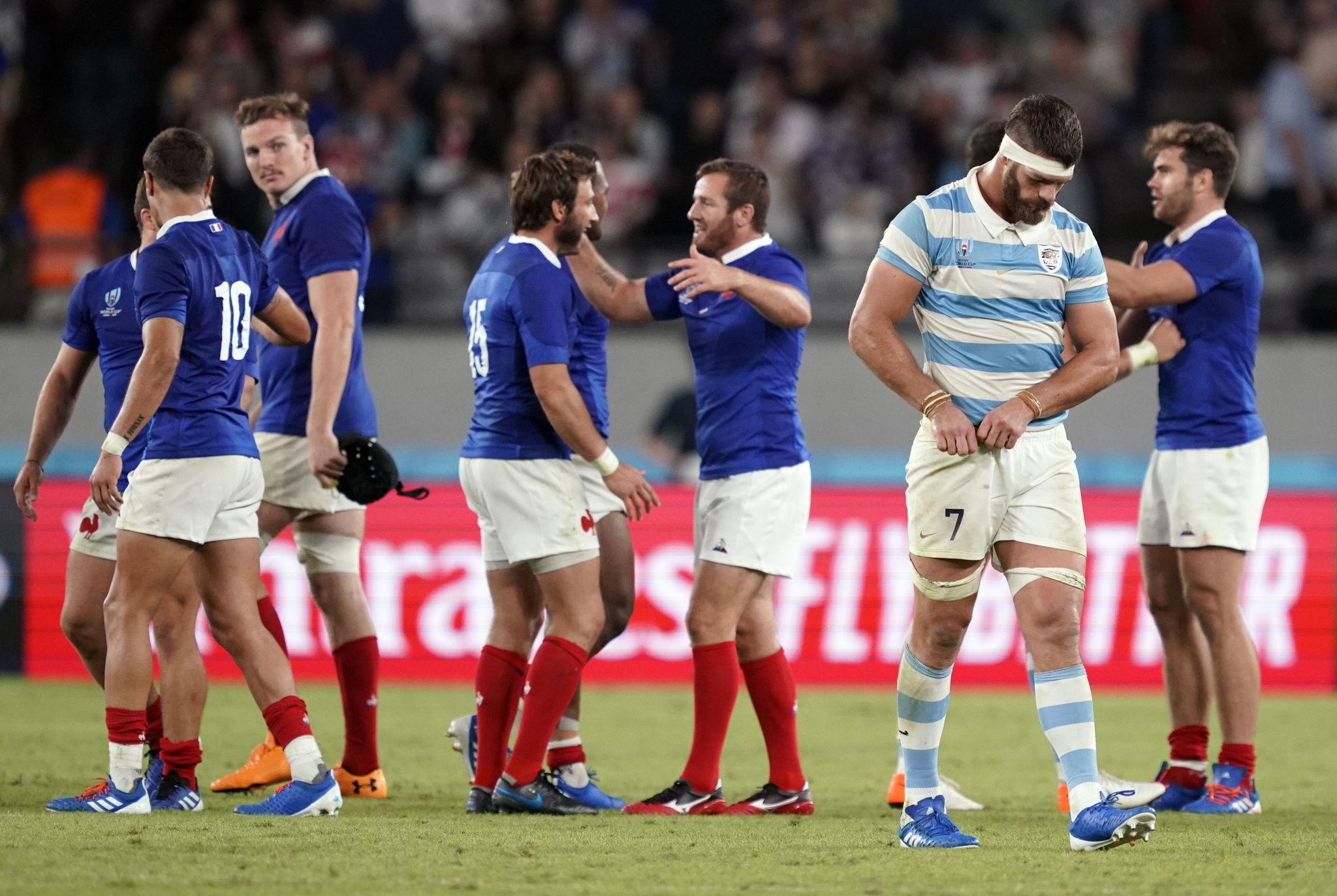 Sentirse mal tabaco Restringido  Rugby: El reto de jugar dos partidos cada cuatro días | Mundial de Rugby  2019
