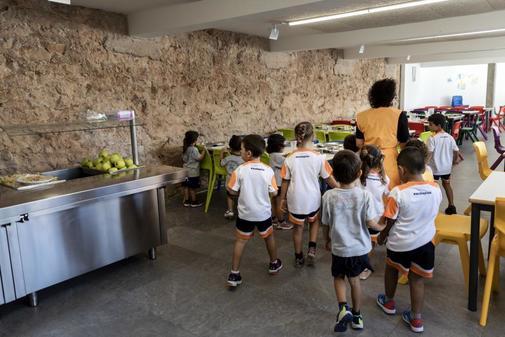 En qué comunidades es más caro el comedor escolar? | Ahorro ...