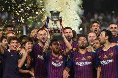 El Gobierno se opone a que la Supercopa se juegue en Arabia Saudí