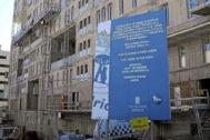 Imagen de archivo de viviendas protegidas de la EMVS