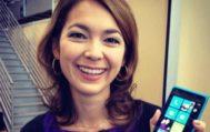 La periodista Emily Chang
