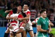 Rugby World Cup 2019 - Pool A - <HIT>Japan</HIT> v Ireland