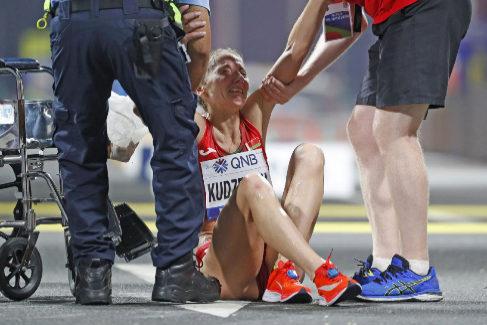 """Las trágicas secuelas del maratón femenino: """"Se corrió más allá del límite"""""""