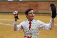 Sangre y gloria de Francisco Montero en Arnedo