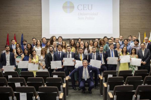 Clausura de los Másteres de la Escuela de Periodismo de Unidad...