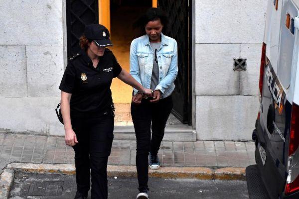 Ana Julia Quezada, el pasado 19 de septiembre, tras ser declarada culpable por el jurado del asesinato del niño Gabriel