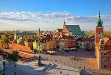 La Ciudad Vieja, reconstruida tras la II Guerra Mundial.