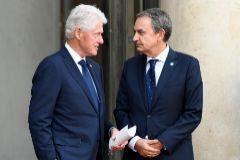 España da la nota en el funeral de Chirac enviando a Zapatero