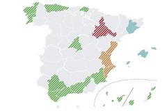 Así queda el mapa de coaliciones de Errejón tras pinchar en Canarias y Melilla