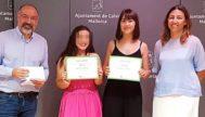 La gerente de Emaya, Sonia Moragues, a la derecha de la imagen.