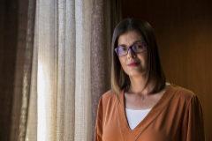 La alcaldesa de Móstoles, Noelia Posse