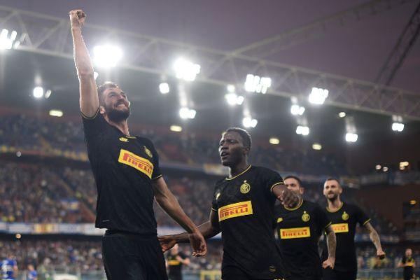 Serie A - Sampdoria v <HIT>Inter</HIT> <HIT>Milan</HIT>