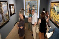 La exposición 'Sorolla, Tierra Adentro' cierra en Sevilla con más de veinticinco mil visitantes