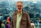 El fotógrafo alemán Thomas Struth en el Museo Guggenheim Bilbao.