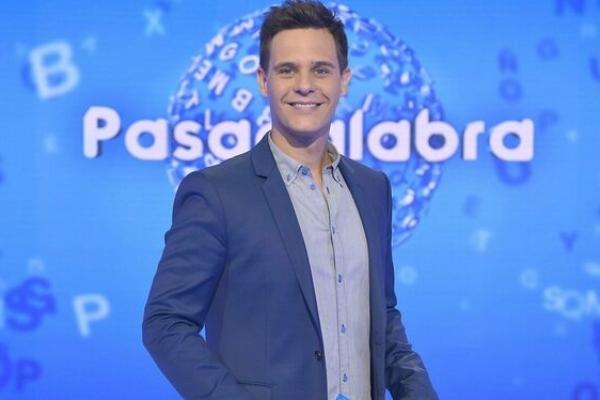 Christian Gálvez, presentador de Pasapalabra