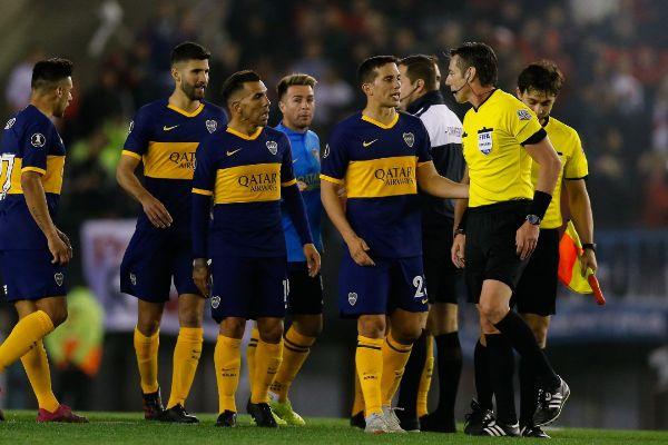 JJPANA6102. BUENOS AIRES (ARGENTINA), 01/10/2019.- Jugadores de...