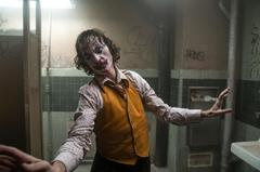 Joaquin Phoenix, en un fotograma de 'Joker'.