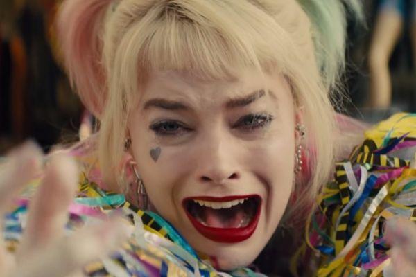 Harley Quinn (Margot Robbie) en el primer tráiler de Birds of Prey,...