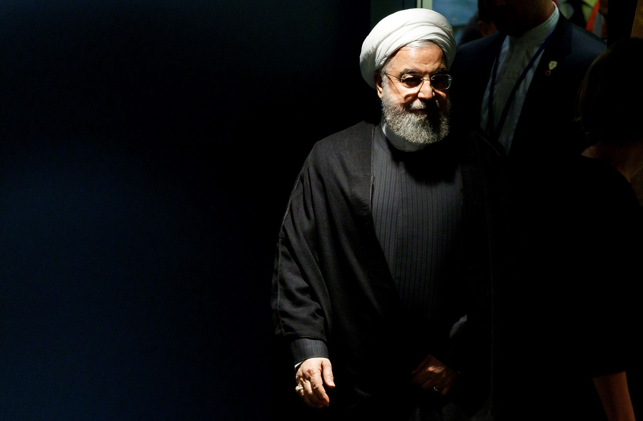 -Fotodeldía- Nueva York (Estados Unidos).- El presidente de Irán,...