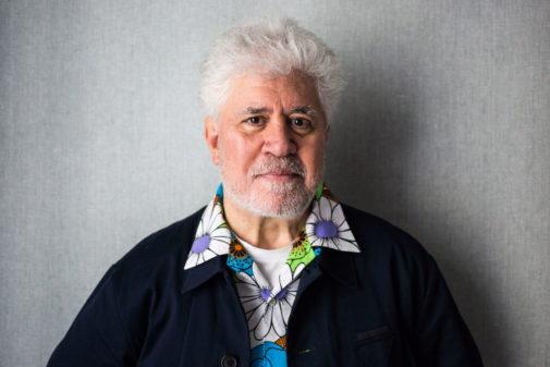 New York (United States), 27/09/2019.- Spanish filmmaker Pedro...