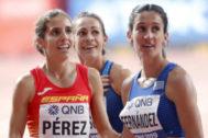 """Marta Pérez carga contra el Mundial: """"No sé qué hacemos aquí"""""""