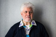 New York (United States), 27/09/2019.- Spanish filmmaker Pedro <HIT>Almodovar</HIT> poses for a photograph during an interview at a hotel in New York, New York, USA, 27 September 2019. <HIT>Almodovar</HIT> is in New York to present his latest film 'Pain and Glory' at the 57th New York Film Festival (NYFF). (Cine, Cine, Estados Unidos, Nueva York) EPA/