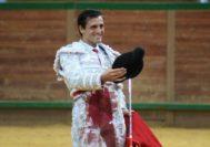 El gaditano Francisco Montero, ganador del Zapato de Oro de Arnedo