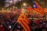 El desafío catalán a la democracia