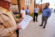 Petición de Diligencias de Investigación contra los responsables de la Confederación Hidrográfica del Segura en los juzgados de Orihuela.