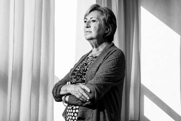 Mercedes Molina, catedrática emérita de Geografía Humana de la UCM.