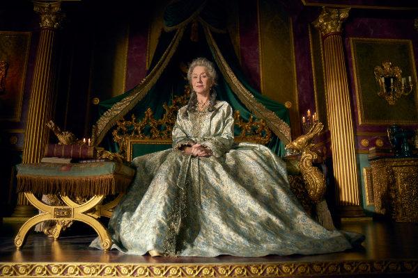 """Helen Mirren, en la piel de Catalina La Grande: """"Las mujeres podemos envejecer y mantener la energía"""""""