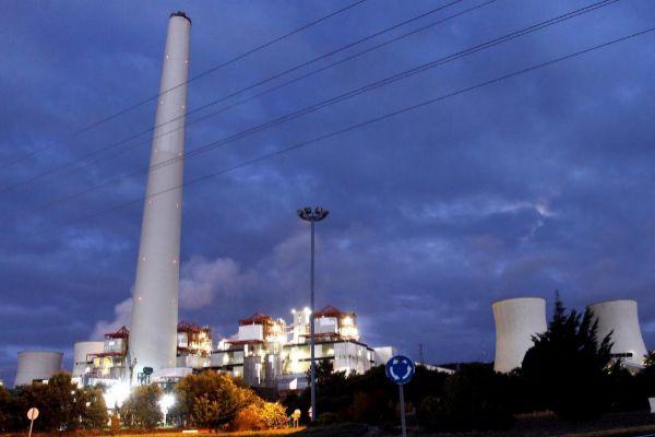Central de carbón de As Pontes (La Coruña), la mayor térmica de...