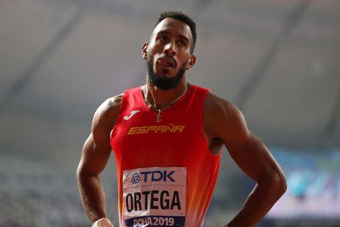 La IAAF otorga el bronce a Orlando Ortega por un recurso desesperado de España