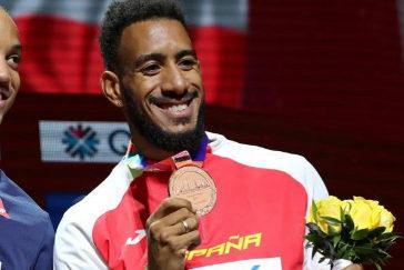 La IAAF otorga el bronce a Orlando Ortega por un recurso a la desesperada de España