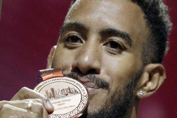 GRAF4194. DOHA.- El atleta español <HIT>Orlando</HIT>...