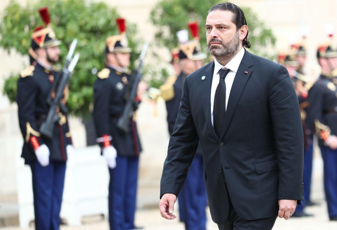 El primer ministro libanés, Saad Hariri, habría cedido a su amante,...