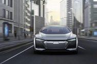 El Audi Aicon Concept, la visión de Audi sobre la conducción autónoma.