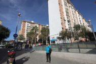 La familia de la víctima reside en el barrio de Sant Ildefons de Cornellà