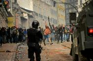 Crisis: Ecuador colapsa