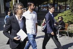 Diego Costa se confiesa culpable ante el juez de un delito fiscal de 1,1 millones