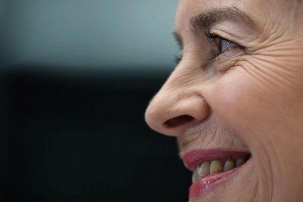 Strasbourg (France).- EU Commission President-designate Ursula...